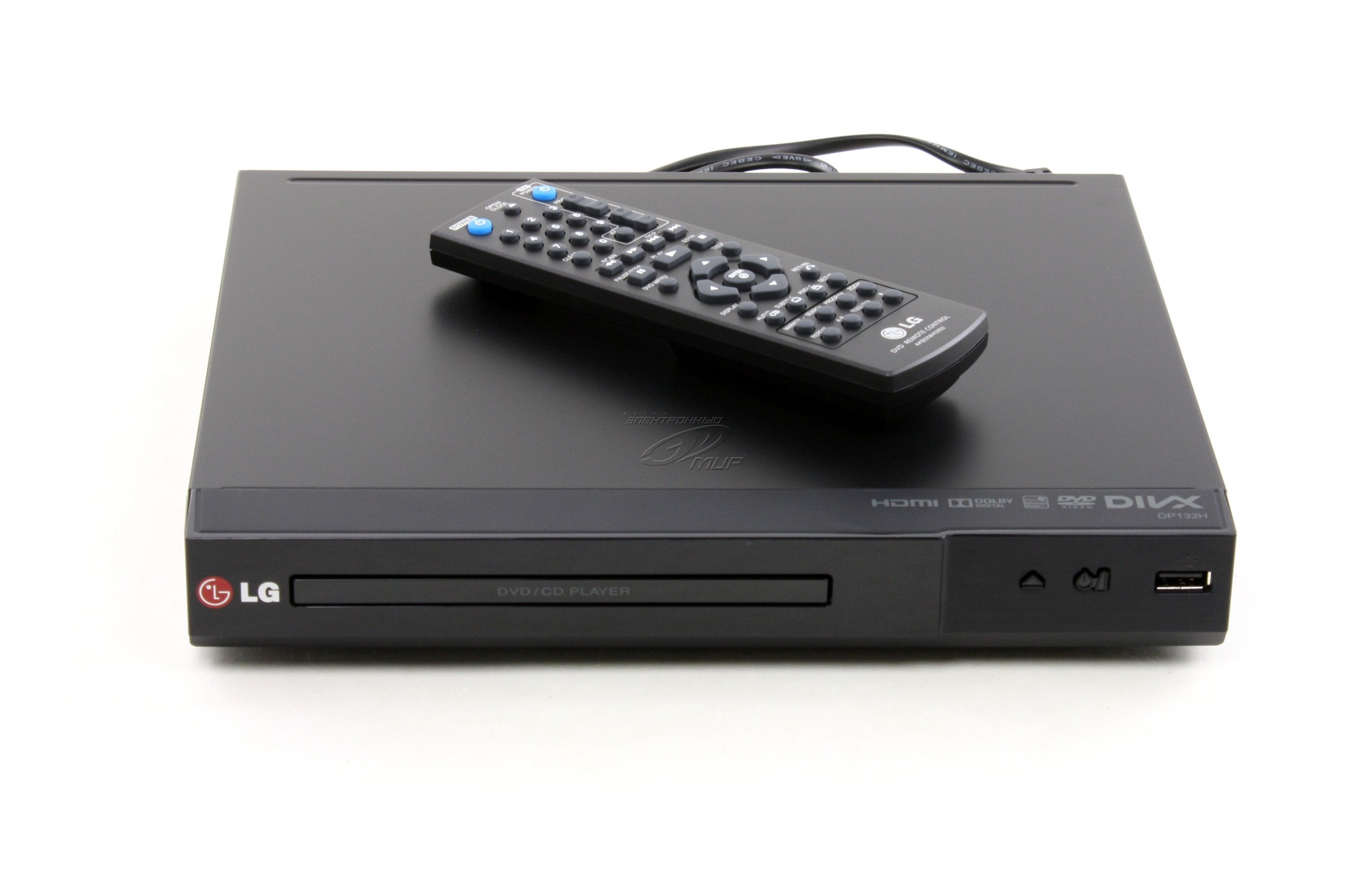 LG DP132H DVD PLAYER